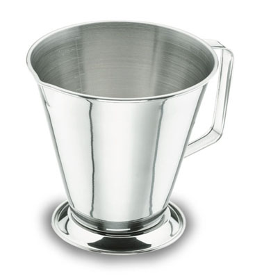 POT MESUREUR INOX