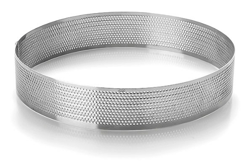 PERFORATED ROUND CAKE RING