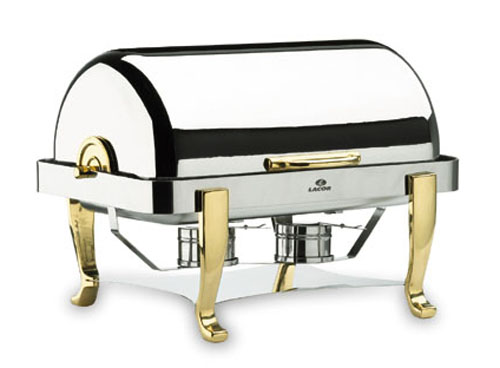 CHAFING DISH I/I ROLL TOP